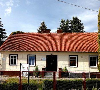 Budynek Izby muzealnej i Pastorówki